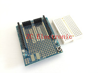 ProtoShield prototype expansion board with mini bread plate based for arduino