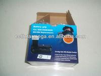 New Battery Grip for Canon EOS 550D 600D 650D Rebel T2i T3i T4i BG-E8 Camera J0028