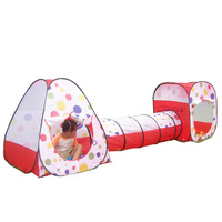 2013 New, hot sale 3 In 1 play sets, kids games, playground equipment, play house, toy for kids Christmas gift