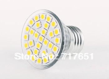 10X  5W E27 LED 5050 29 SMD Pure/ Warm White LED High Power Spot Light