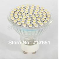3.5W  E27 LED 3528 60 SMD Pure/ Warm White LED High Power Spot Light 10pcs /lot
