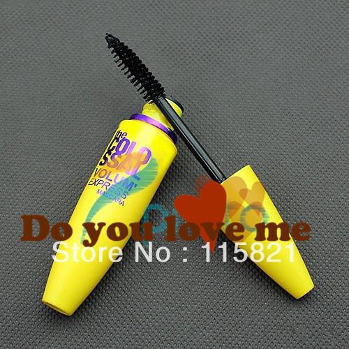 Тушь для ресниц Mascara , 12pcs/lot тушь для ресниц mascara 12pcs lot