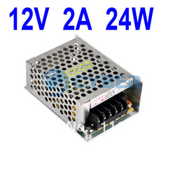12V 2A 24W Switching Power Supply Driver For LED Strip light Display AC100V-240V Input,12V Output 2153(China (Mainland))