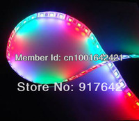 5050 RGB LED Flexible strip light Waterproof IP65 IP67 IP 68 7.2W/m 60leds/m for decoration