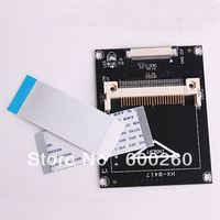 "Free Shipping CF to Zif 1.8"" HDD SSD IDE Adapter for iPod Video #9858"