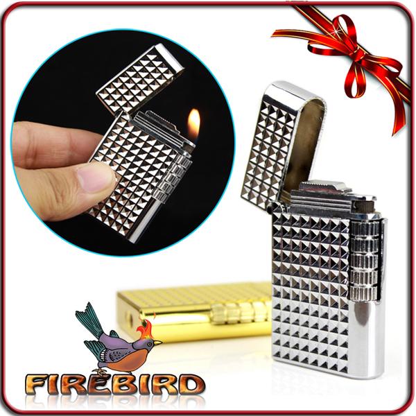 2013 New FIREBIRD Top Grade Classic Cigarette Gas Butane Fint Lighter(China (Mainland))