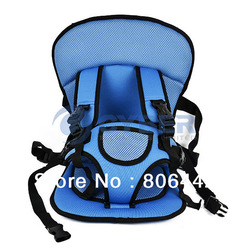 Portable Baby/Kids/Infant/ Child Auto Car Safety Seat Free Shipping 8627(China (Mainland))