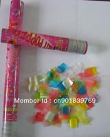 sell electric confetti cannon/party popper/wedding confetti party popper