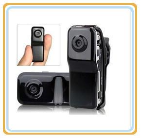 MD80 BLACK ssk mini dv camera mini dv player recorder video camera hidden camera mini camcorder sports dv Free shipping LE0001