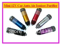 Mini Auto Car Fresh Air Purifier Oxygen Bar Ionizer New