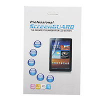 Free Shipping HD Dustproof Anti-UV Anti-Scratch 7&quot; Screen Guard for Samsung Galaxy Tab2 P3100