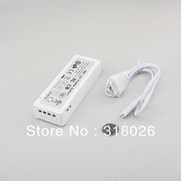 LED Light Power supply 45W LED Power Driver 6P Junction Port Box White Color  High Efficiency High Reliability