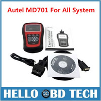 universal scanner diagnostic tool Maxidiag Elite MD701 code Reader for all system best price free sipping