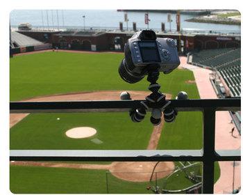 2pcs New 2014 Light Stand Type Flexible Leg Mini Tripod Holder for Digital Camera (S) #562