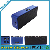 New design Li-ion battery recharger Boom box with hands free/microphone