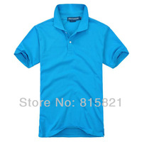 Free Shipping NEW 2013 Men POLO T-Shirt Much more color Style Short sleeve Plus Size Fat people S M L XL XXL XXXL XXXXL 4XL SIZE