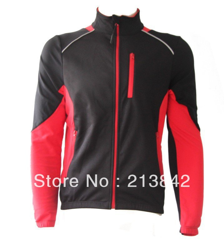 Newest cycling with high quality polyesterand fleece windproof fabric(China (Mainland))