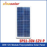 Special Price 30W 12V Module Polycrystalline Solar Panel