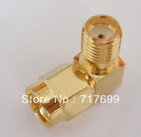 SMA male to female adapter RF connector