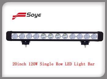 20inch 120w cree led chips offroad lighting bars, 4x4, 4wd, truck,atv,utv,suv driving fog light lamp