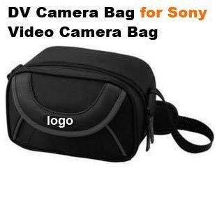 envío gratuito de bolsa de la cámara caso para sony cámara dv de
