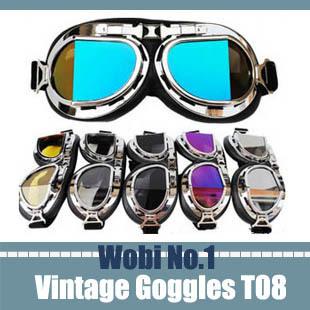 Colorful Lens Motorradbrille Brille Goggles Aviator on Motorcross Helmet Goggles Motorbike Eyewear UV400 Windproof Free Post