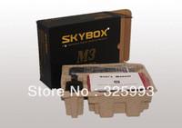 Skybox M3 1080pi Full HD satellite receiver support USB Wifi cccam MGcam Newcam DVB-S receiver