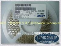 Free shipping@100pcs/LOT KEMET SMD Tantalum capacitor T491B155K035AT SIZE B/(3528-21) 1.5UF/155K  10% 35V
