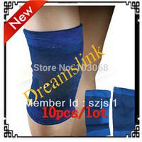 New Elastic Sponge Sport Knee Brace Pad Knee Support Protector Kneepad Strap 10 pcs + Free Shipping