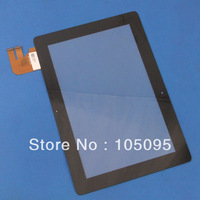 Promotion! 5PCS Capacitive Touch Screen Glass for Asus EeePad Transformer TF300  TF300TG G01 version Brand New  free shipping