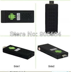 Mini PC UG802 Latest Firmware WiFi Plus Version Android 4.1.1 Dual Core RK3066 Cortex-A9 Stick MK802 III HDD Player TV Box(China (Mainland))