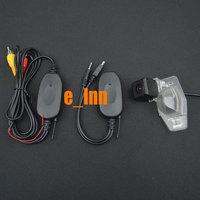 2.4g Wireless Car  Rear Camera ,Rear View  Camera  for Honda CRV  Free Shipping