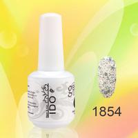 12pcs DHL free shipping new design resin soak off uv (10 color gel +1 base coat+1 top coat) soak off gel polish