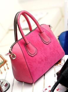 HOT SALE!!!2013 women's handbag autumn and winter nubuck leather handbag messenger bag100-6