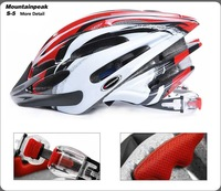 2013 Latest  EPS Material Adault Bicycle Sports Outdoor Safety Helmet MTB,Mountainpeak Cycling Helmet  MultiColor Equipment