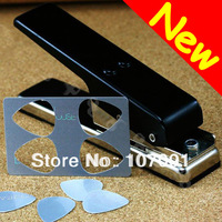 New And Hot DIY Plectrum Cutter Make Your Own Picks Guitar Pick Maker + Free Shipping