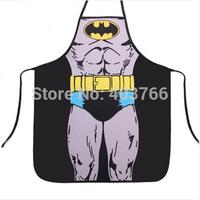 Freeshipping Batman Be the Hero Apron Kitchen apron Novelty & Fun Apron Men Apron