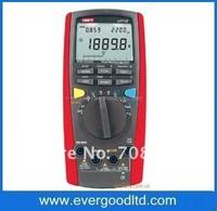 Free shipping UNI-T UT71E Intelligent Digital Multimeter with Power Adaptor