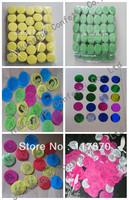 sell confetti paper for confetti cannon /party paper/confetti/round paper