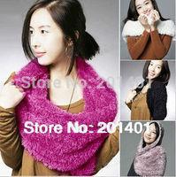 Magic Scarf 100% Polyester/Fashion Scarf /Free Shipping Factory Price White&Black Microfiber 5pcs/lots