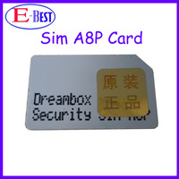 2013 Hot Selling !! Original A8P Simcard for dm800se Support Genuine Software Free shipping post