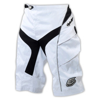 Free shipping 2014 Troy lee design TLD Moto Shorts Bicycle Cycling MTB BMX DOWNHILL TLD Shorts White