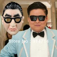 200 pcs/lot Super Popular Gangnam Style Real PSY Mask