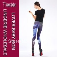 Galaxy Sexy Fashion Legging New Arrival High Quality Cheap Price Drop Shipping L8711
