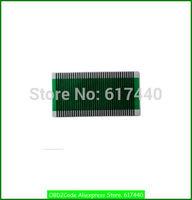 OBD2Code HKpost Free Ship BMWcar E38 Air Condition flat ribbon for BMWcar AC dashboard instrument OBC pixel repair 10PCS/LOT