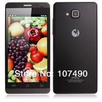 "In Stock Original JIAYU G3T 4.5"" QHD IPS  Android 4.0 1GHz MTK6589 Dual Camera GPS 3G Phone FREE SHIPPING Black Phone"