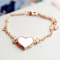 FREE SHIPPING Hot Sale Alloy Heart  Bracelet,B5111
