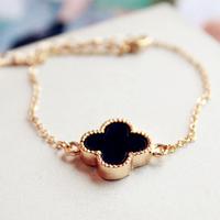 FREE SHIPPING Hot Sale Alloy Clover  Bracelet