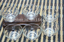 high boron silicon glass can wash it after hot Coffee Tea Sets filter screen pot bamboo