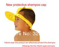 Free shippment High Quality safety bath cap thicken environmental protection New protective shampoo cap A201